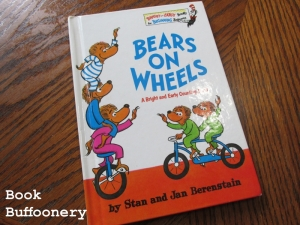 Bears Wheels - w