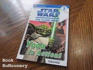 Yoda Action - w