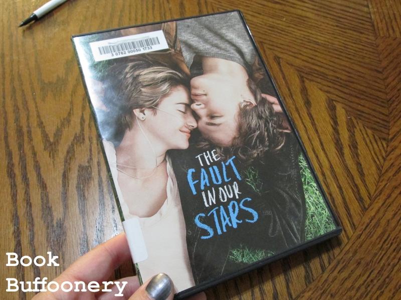 Fault Stars - Movie