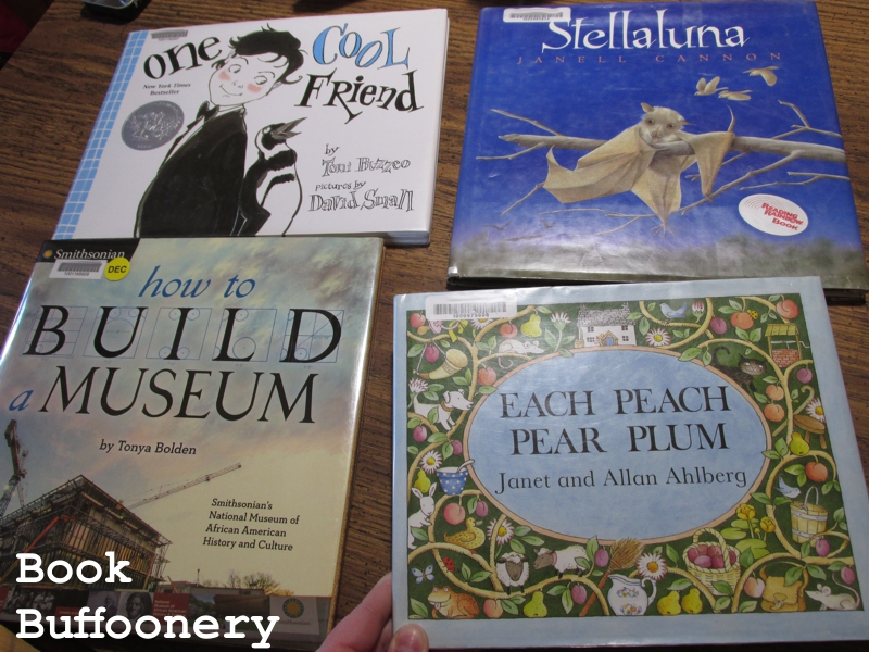 4 Fav. Kids Books #3
