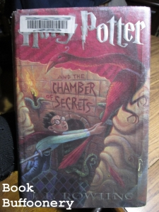 HP Chamber of Secrets